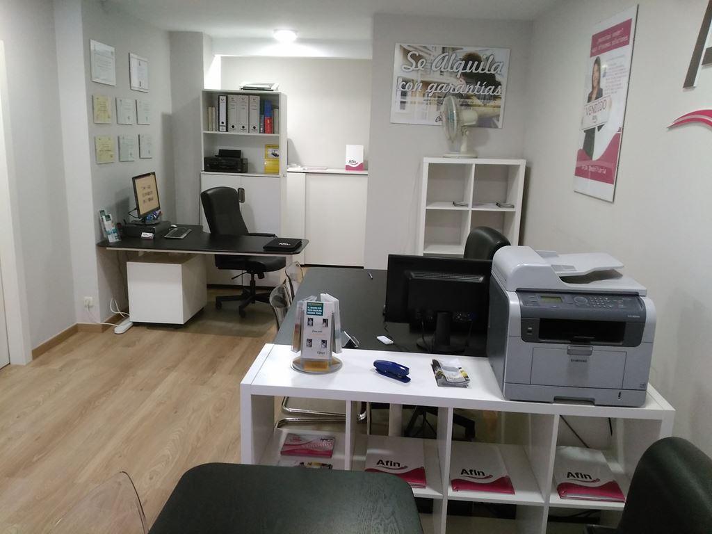 Oficina de Custodio, el alquiler seguro en Valladolid